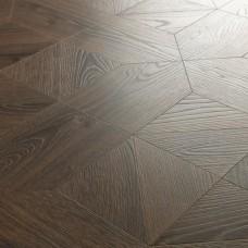 Ламинат Quick-Step Impressive Patterns IPA 4145 Дуб Кофейный Брашированный