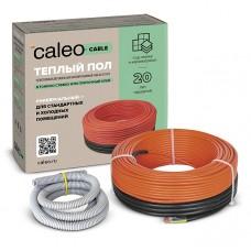 Нагревательная секция для теплого пола CALEO CABLE 18W-10, 10 м.п.